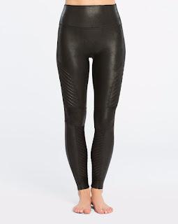 spanx moto legging bird bee detroit