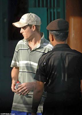 Bali Nine member Michael Czugaj