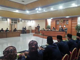 Musyawarah Besar Organisasi Pemuda Adat Kabupaten Batanghari Berlangsung Sukses