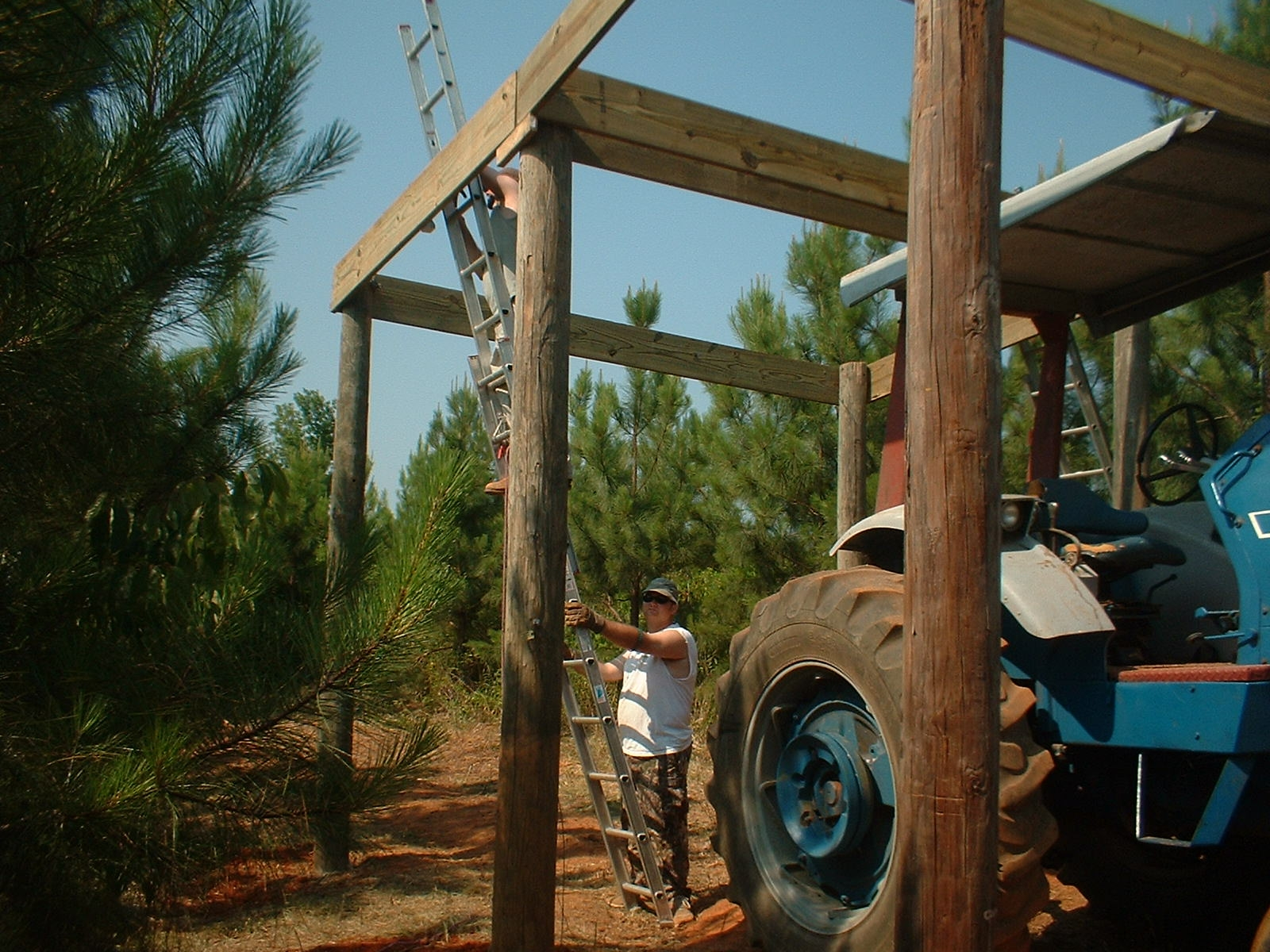 Easy Building Shed And Garage: Tractor Shed Pictures