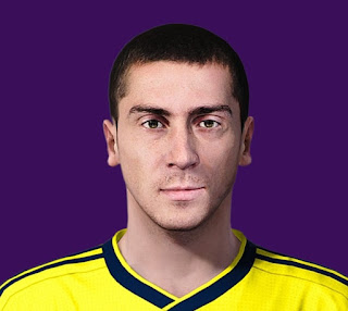 PES 2020 Faces Aleksei Ionov