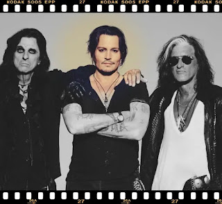 bilete concert THE HOLLYWOOD VAMPIRES  cu JOHNNY DEPP