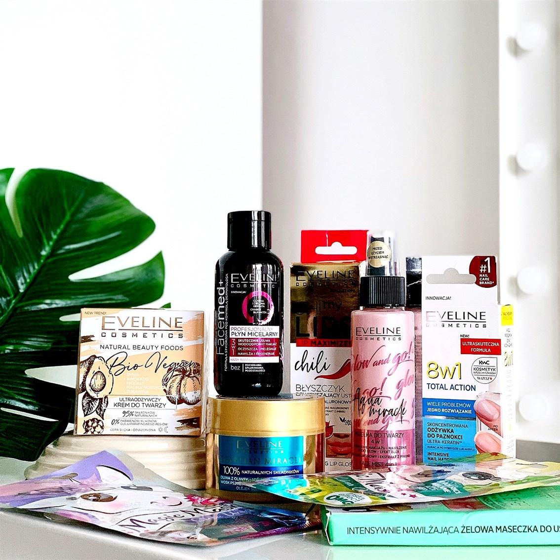 Eveline Cosmetics nowości listopad