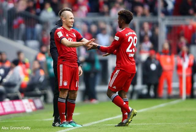 Robben trở lại đầy cảm xúc sau 5 tháng dưỡng thương 1