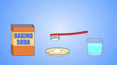 7 Cara Menghilangkan Kerak Gigi dan Memutihkan Gigi Dengan Baking Soda