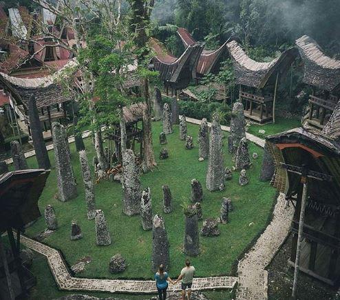 Objek Wisata Bori' Kalimbuang