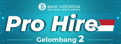 Bank Indonesia Membuka Rekrutmen Jalur Pro Hire