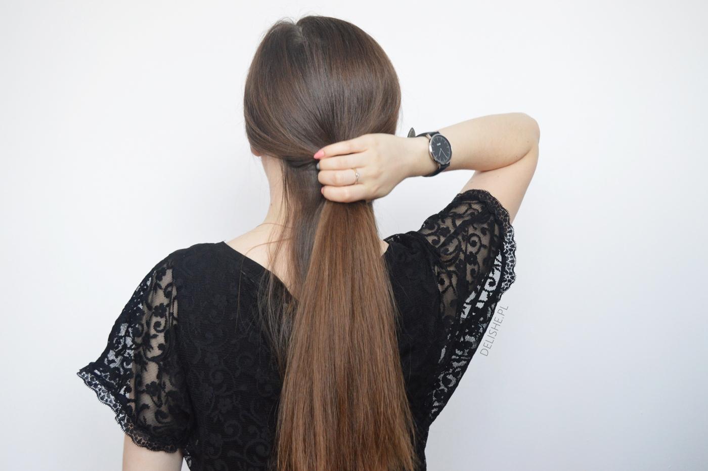 olejowanie włosów blog