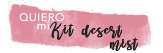 Quiero mi Kit de Lujo Desert mist