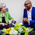 UK Prime Minister, Theresa May, worships at RCCG Jesus House London