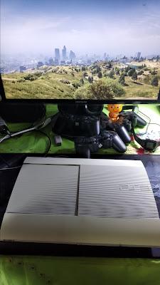 mesin PS3 yang bermasalah