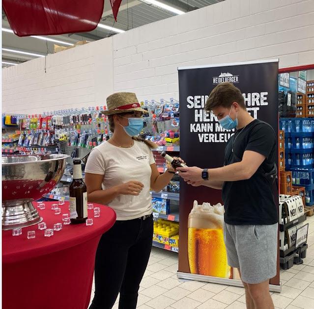 Heidelberger Salespromotion