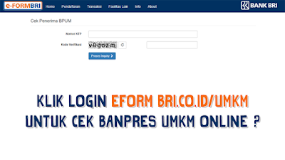 Klik link eform bri.co.id/umkm.png