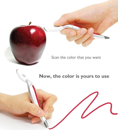 Color Picking Pen