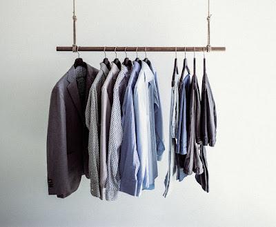 Organize your closet and dresser
