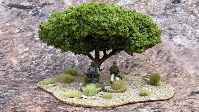28mm Model Trees for Western Africa, Mali and the Sahel