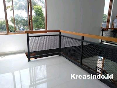 jasa railing balkon besi
