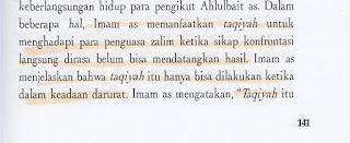 Syiah Berkeyakinan Imam Baqir Bertaqiyah ketika Menghadapi Para Penguasa Zalim