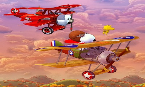 red baron game windows 8