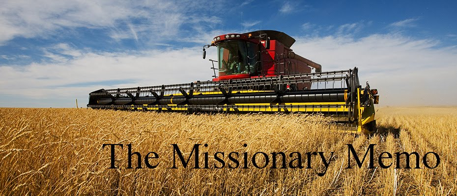 The Missionary Memo