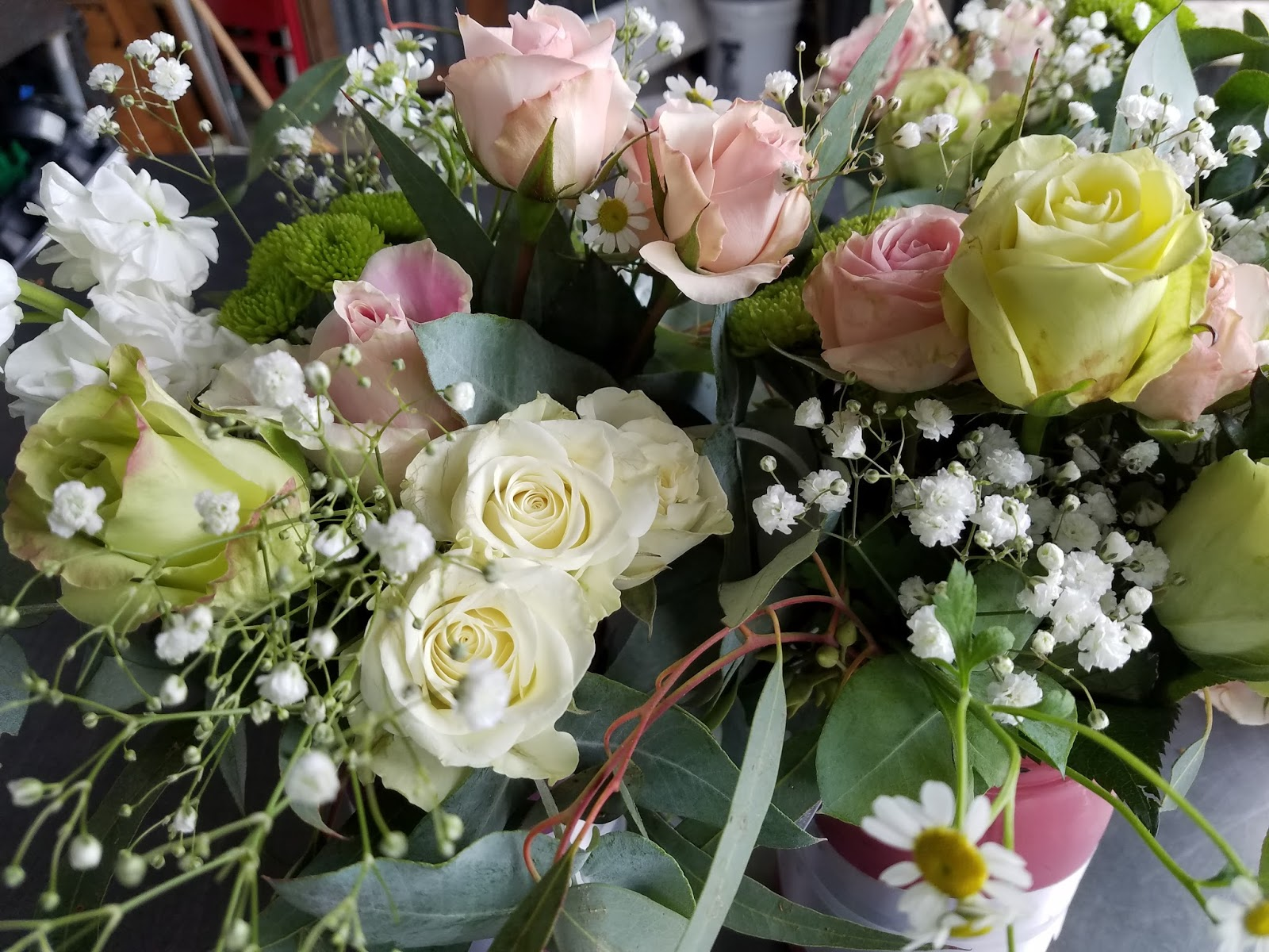 Windmill Farm: NOVEMBER WEDDING FLOWERS; WHAT HAPPENED TO