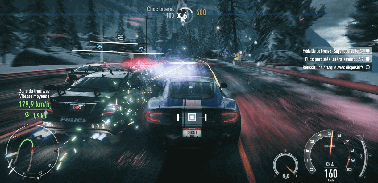 تحميل لعبة need for speed rivals الجديدة بحجم صغير