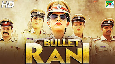 Poster Of Bullet Rani (Jana Gana Mana) Full Movie in Hindi HD Free download Watch Online 720P HD