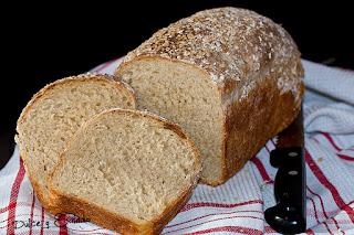 Pan de Avena y Suero de Mantequilla