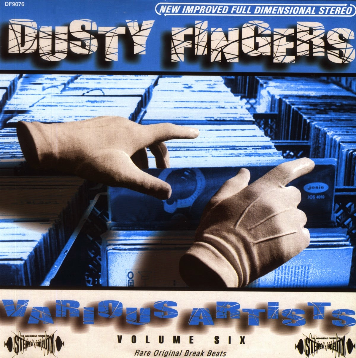 dusty fingers vol 6