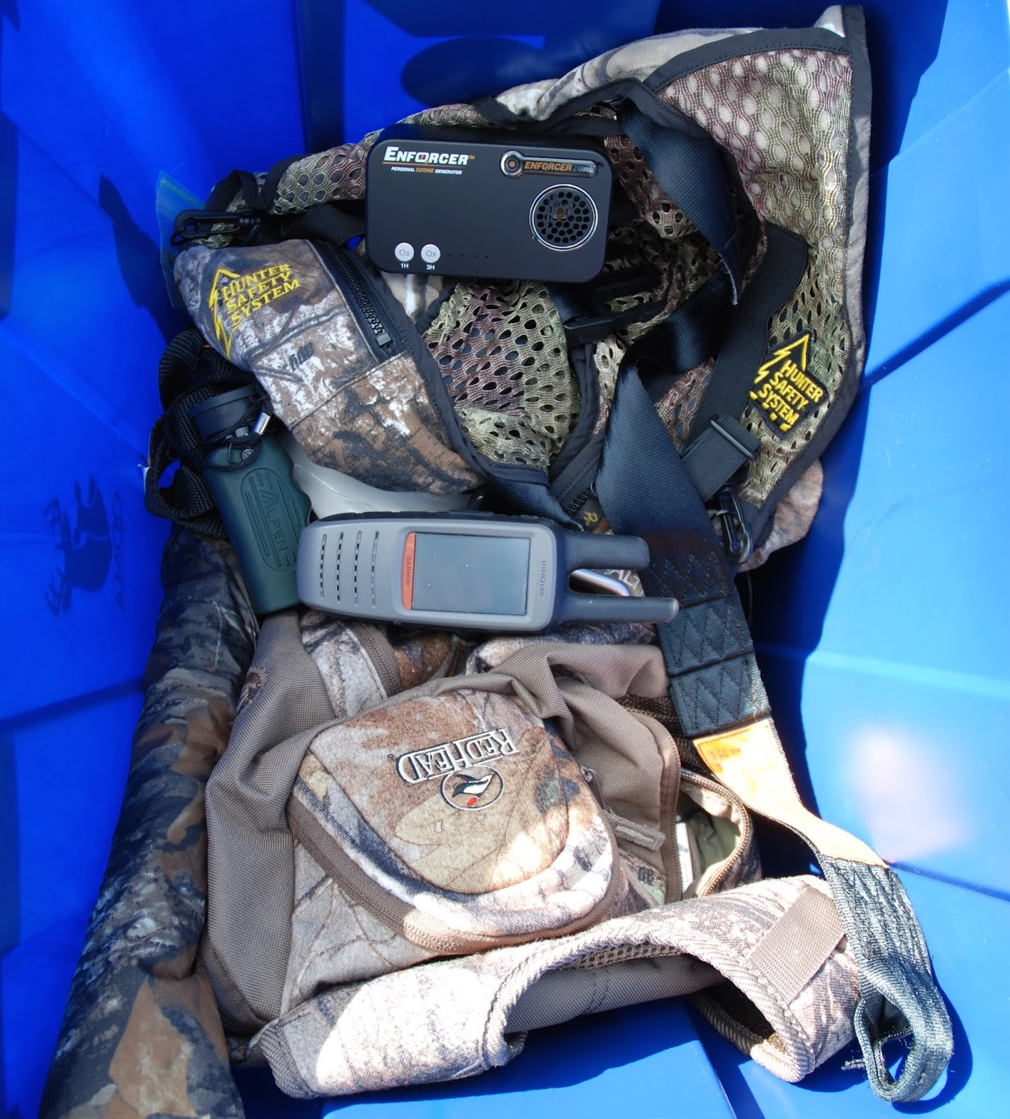 NPO GEAR REVIEW- ENFORCER PERSONAL OZONE GENERATOR | Natural
