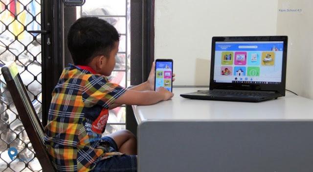 Axioo Gratiskan Langganan Layanan Kipin School 4.0 Selama Setahun Untuk Keperluan Belajar di Rumah