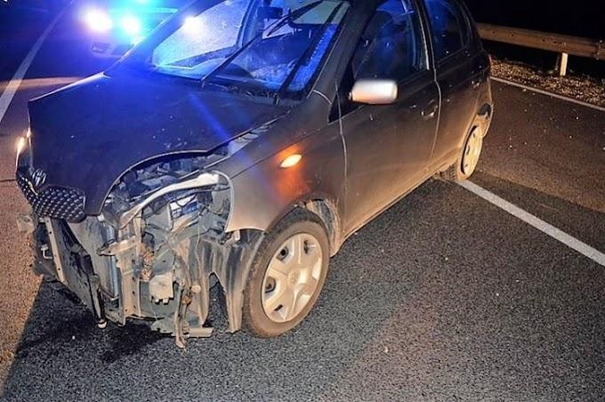 Ezt művelte egy részeg sofőr a 471-esen Hajdúsámson közelében