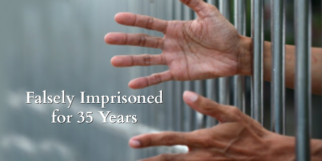 True Freedom - Even for Those Falsely Imprisoned - is Found in Christ Alone