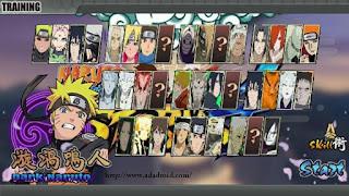 NS Ultimate ninja storm 4 By Rifaldi
