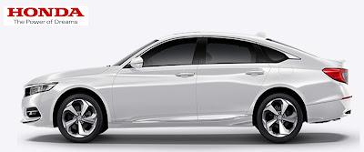 Harga Honda Accord Terbaru di Medan