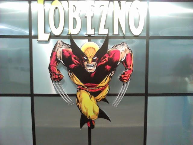 """Exposición """"Lobezno: La madurez del superhéroe"""", en el Salón del Cómic"""