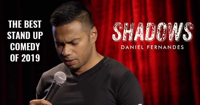 daniel fernandes shadows best stand up comedy in india