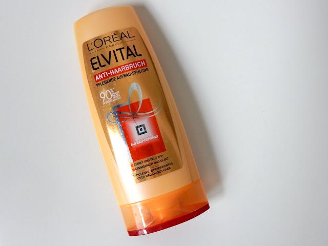 L'Oréal Elvital Anti-Haarbruch Spülung