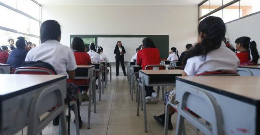 MINEDU: Reprogramación de clases perdidas en Lima será del 31 de Julio al 4 de Agosto - www.minedu.gob.pe