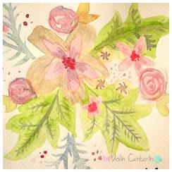 Aprender, DIY, acuarela, watercolor, tips, trucos acuarela, fondos, adornos scrapbook, scrap, scrapbooking, violín cantarín