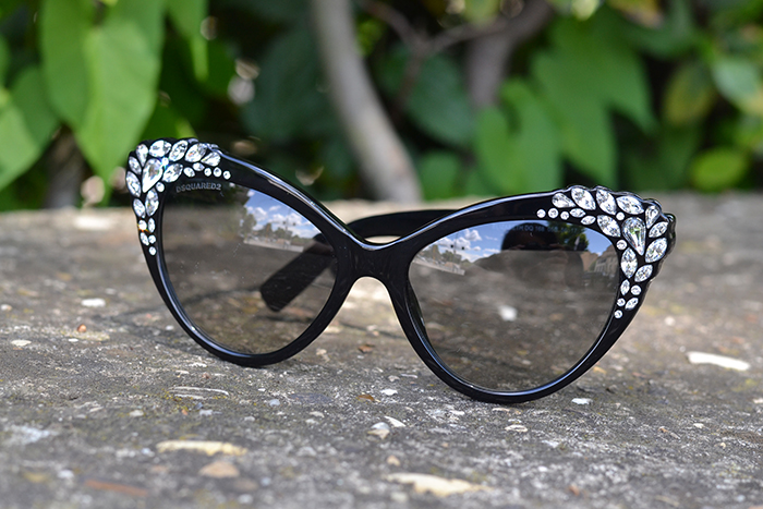 occhiali da sole dsquared