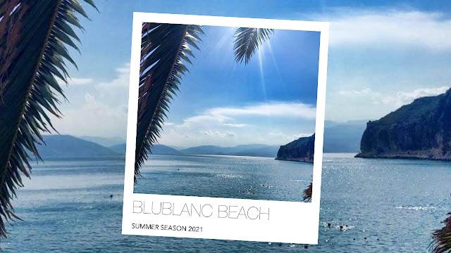 Θέση εργασίας στο Blublanc στην πλαζ Αρβανιτιάς στο Ναύπλιο