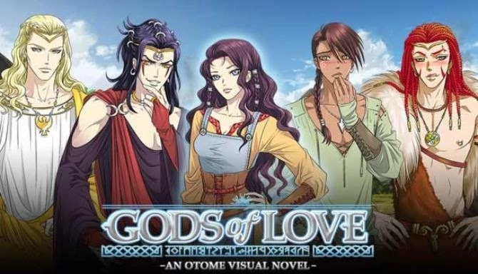 Gods of Love: An Otome Visual Novel
