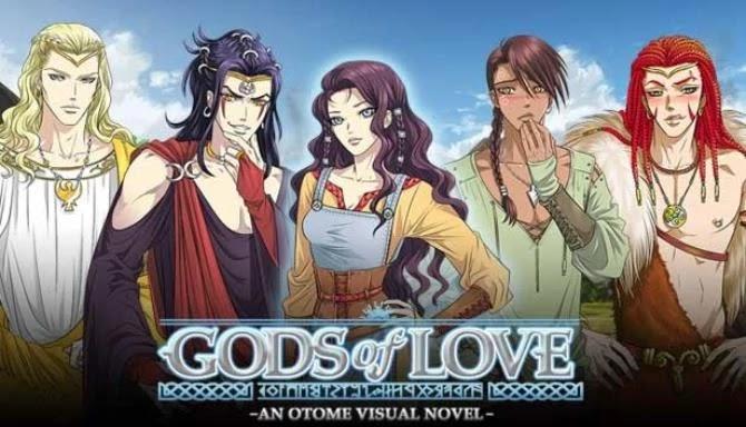 Gods of Love: An Otome Visual Novel