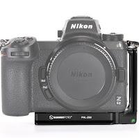 New Sunwayfoto PNL-Z6II Custom L bracket for Nikon Z6II and Z7II Cameras