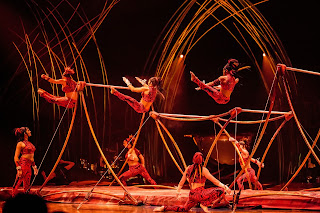 Amaluna The Amazons