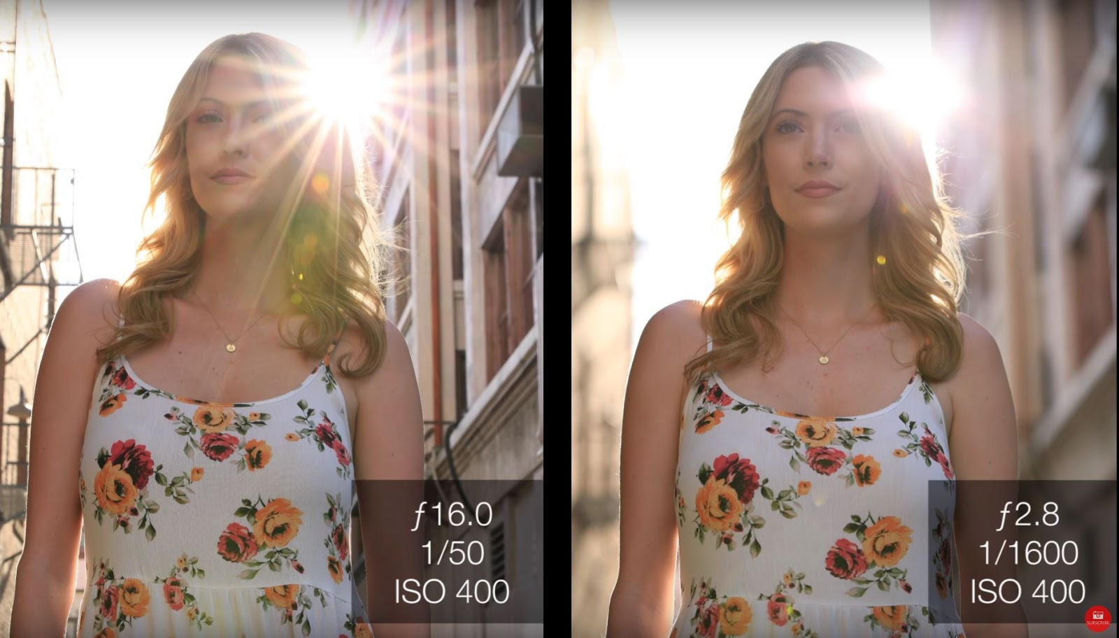 How Aperture Shapes LENS FLARE, and Other Lens Flare Tips