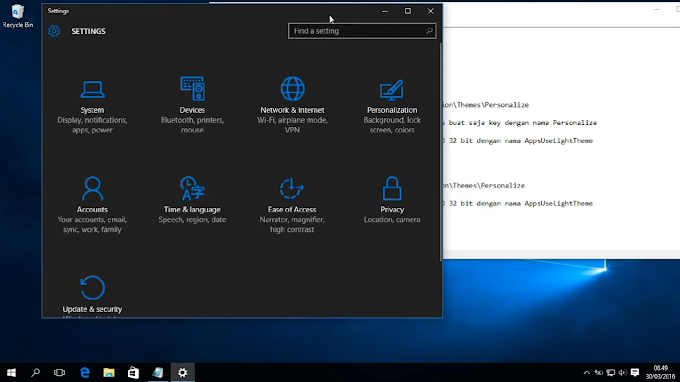 How To Enable Dark Theme on Windows 10 All Version