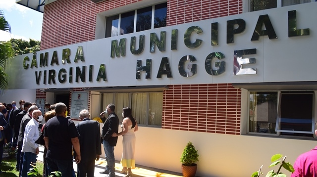 Câmara não é mais Itapetinga é Virginia Hagge, mãe do prefeito