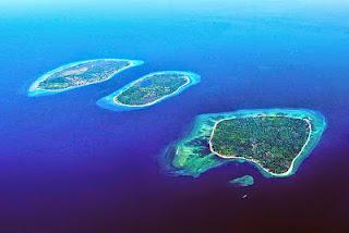 Alami Gambar Tempat Wisata Gili Air, Gili Meno, dan Gili Trawangan